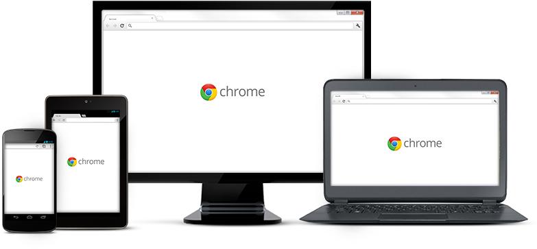 Google Chrome 56 z włączonym HTML5