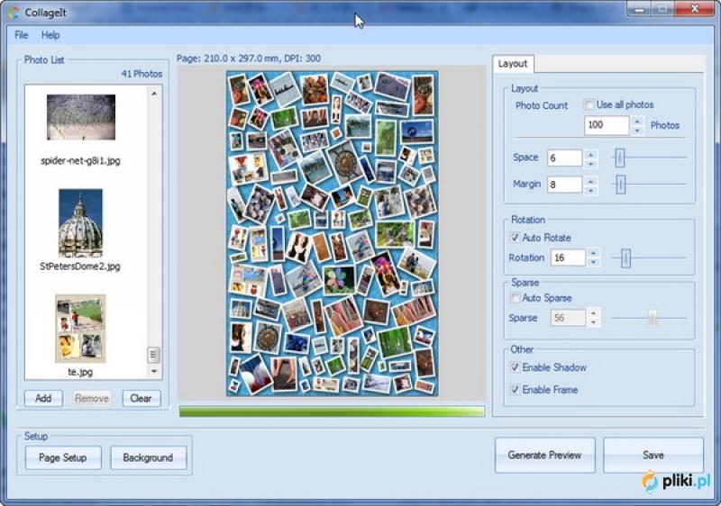 Программа Для Создания Коллажей Из Фотографий