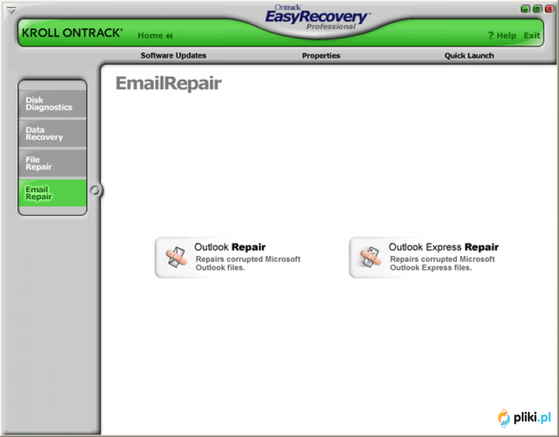 Ontrack easyrecovery professional 11100 final + rus