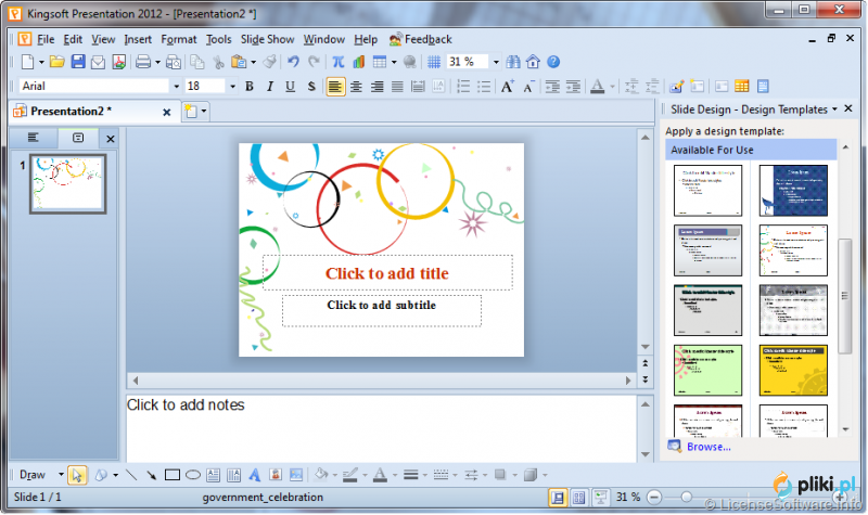Kingsoft presentation free - Free download kingsoft office for windows 7 ...