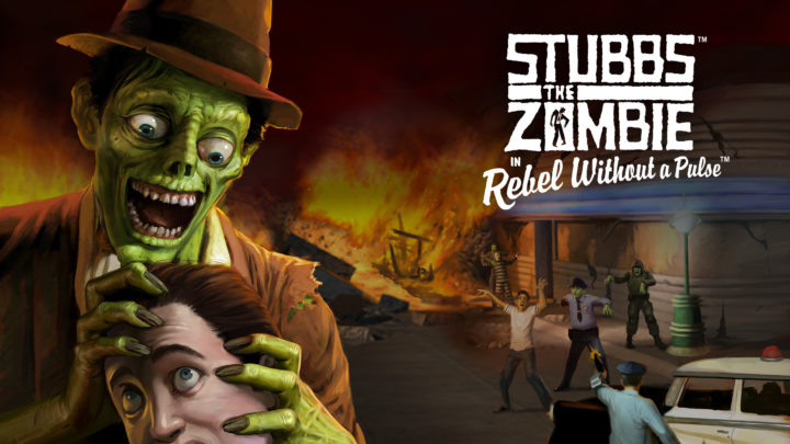 Stubbs the Zombie in Rebel Without a Pulse za darmo