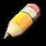 Pencil Mac OS
