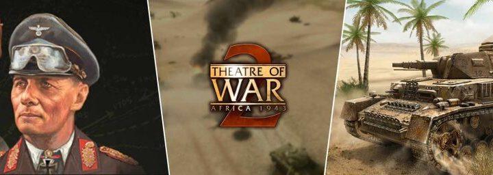 Theatre of War 2 Africa 1943 za darmo