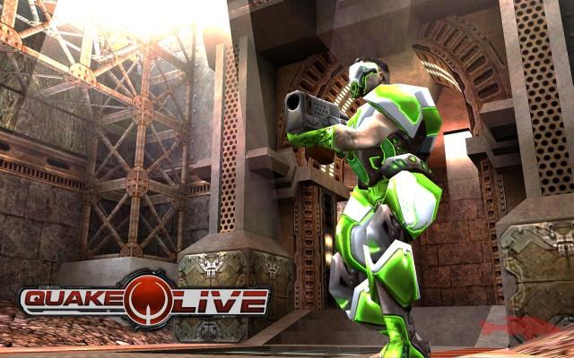 Quake Live za darmo Steam
