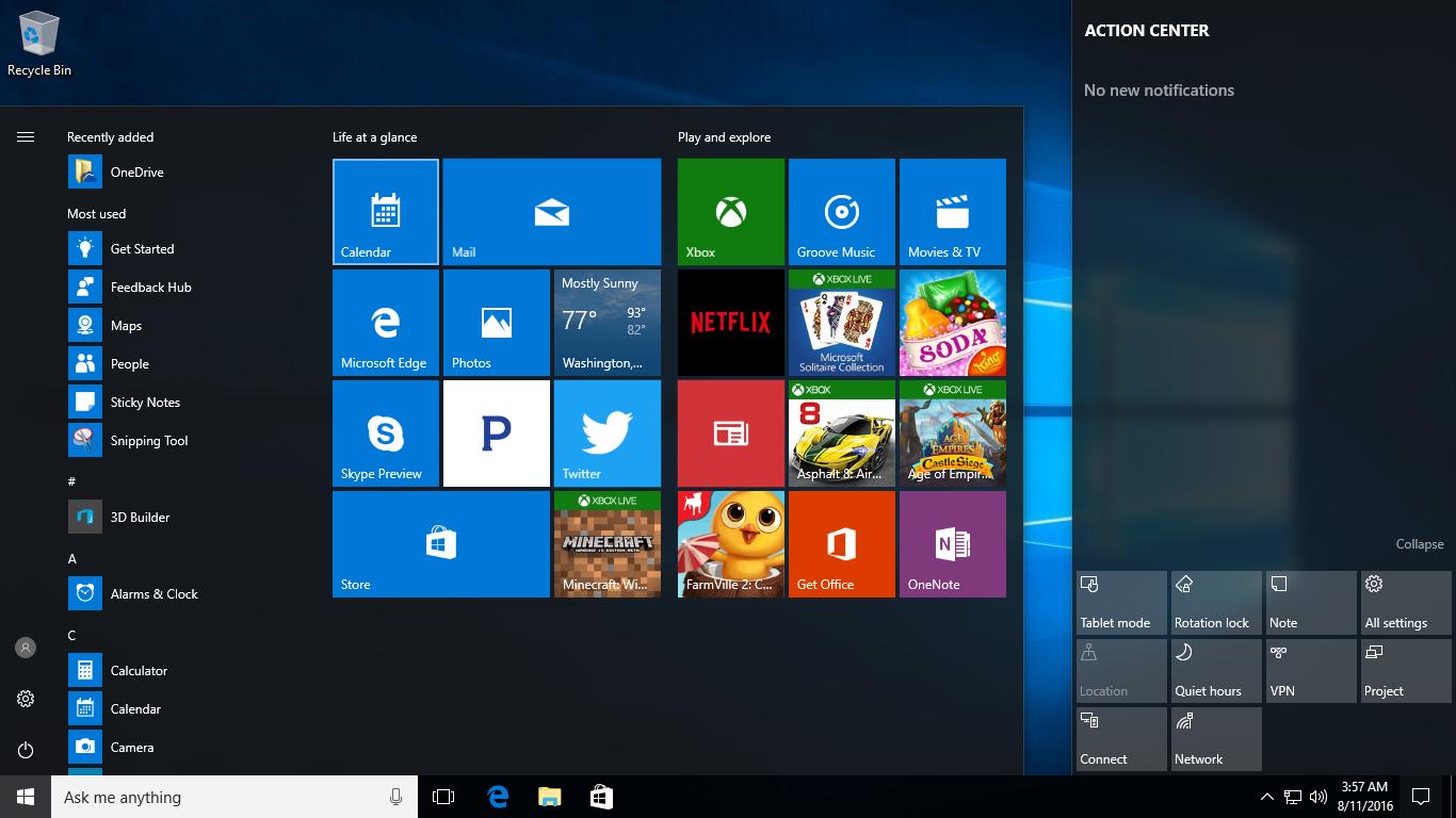 Windows 10 – najpopularniejszy system operacyjny