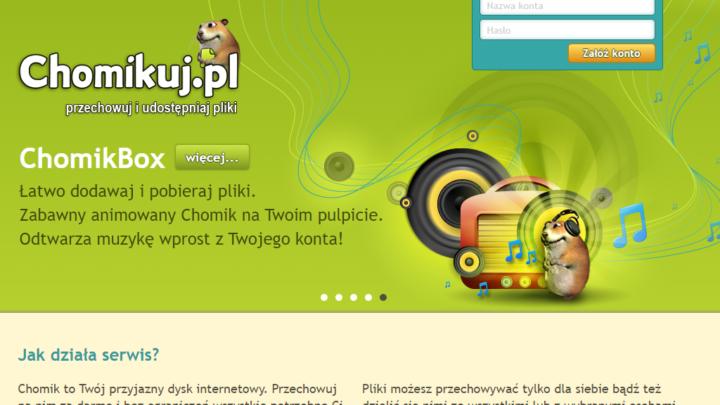 Chomikuj.pl wyszukiwarka plików za darmo