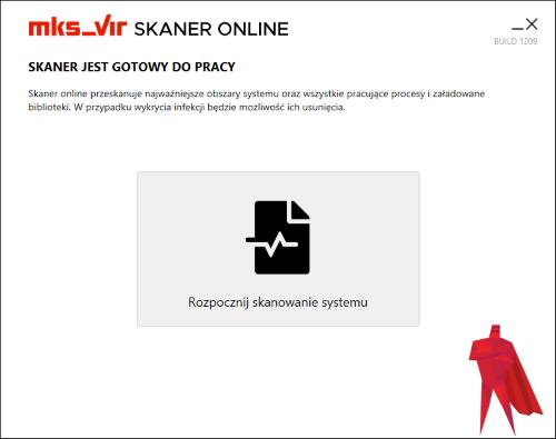 mks_vir Skaner Antywirusowy Online za darmo