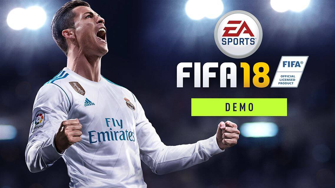FIFA 18 za darmo do pobrania na PC, PS4, XBox