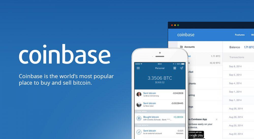 Coinbase doda nowe kryptowaluty na giełdę
