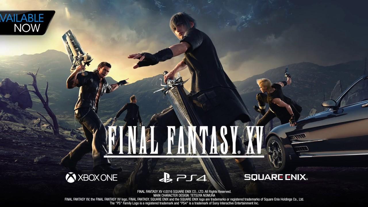 Final Fantasy XV: Windows Edition do pobrania za darmo