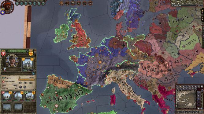 Crusader Kings II za darmo do pobrania
