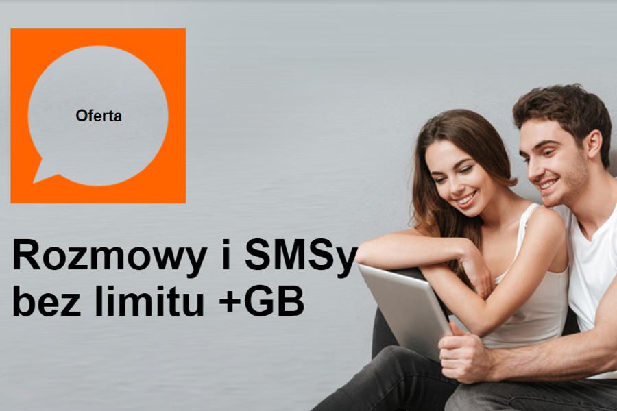 Orange darmowe 10 GB