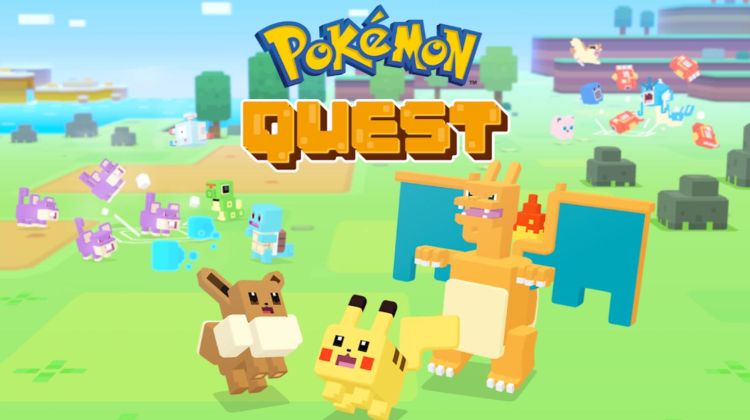 Pokemon Quest darmowa gra do pobrania na Android i iOS