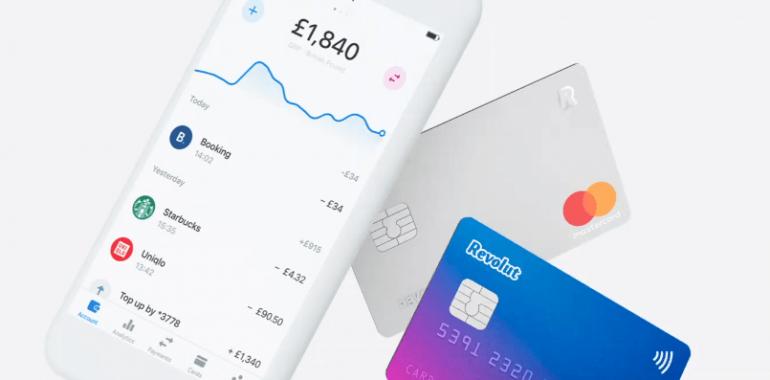 Revolut – alternatywa dla banków i domów maklerskich