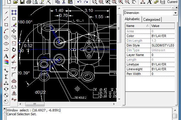 A9CAD darmowy program do projektowania 2D