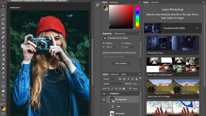 Adobe Photoshop za darmo pełna wersja do pobrania