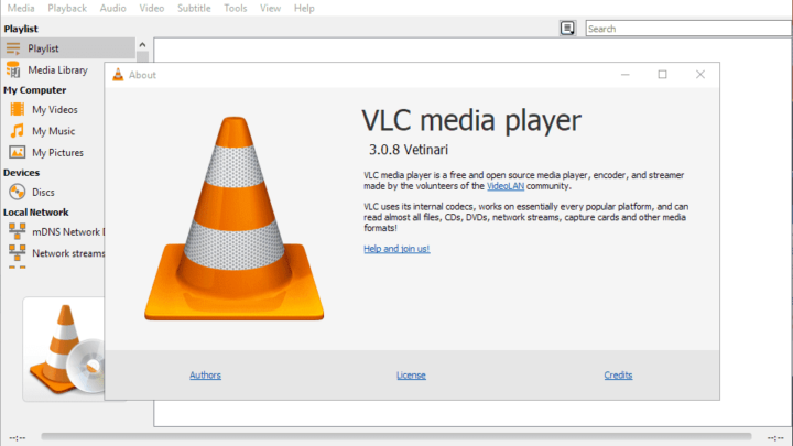 VLC Media Player za darmo