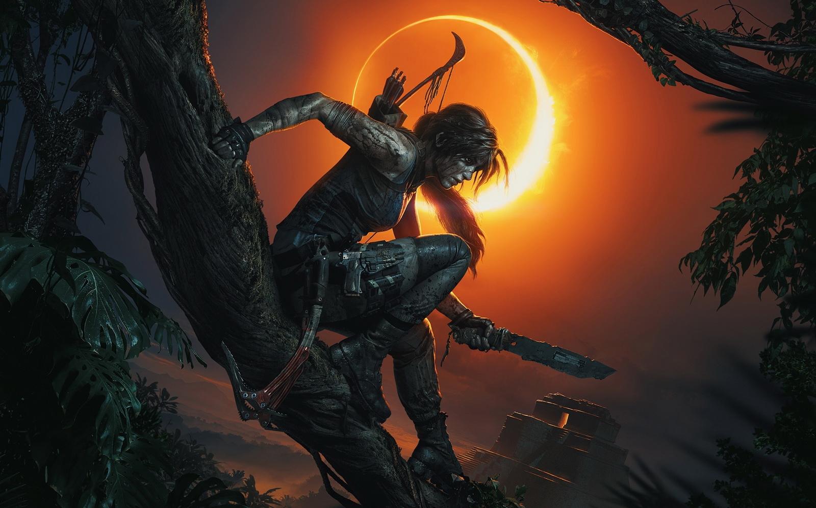 Shadow of the Tomb Raider za darmo do pobrania od NVIDIA