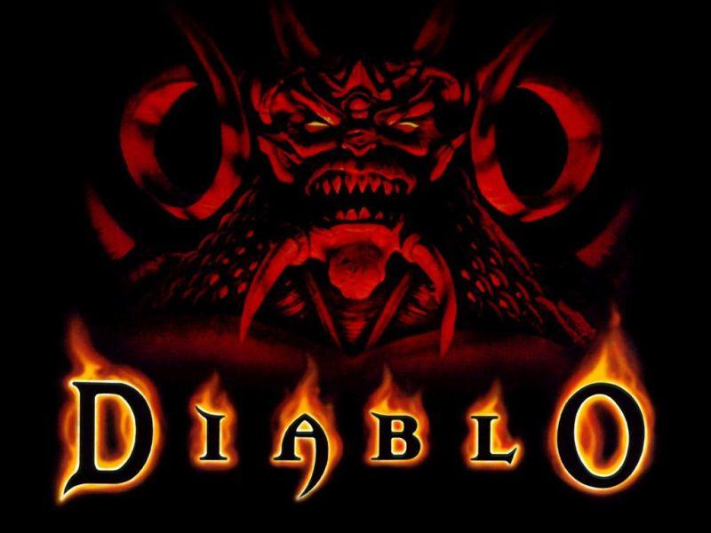 Diablo 1 gra w przeglądarce