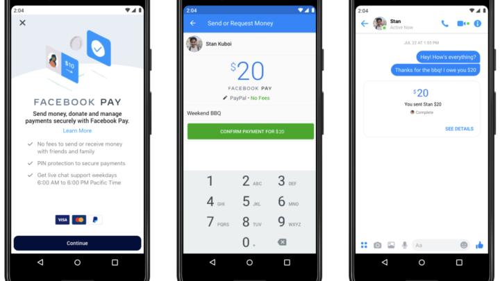 Facebook Pay – nowy system płatności