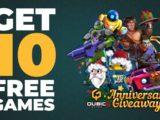 10 darmowych gier na Nintendo Switch od QubicGames