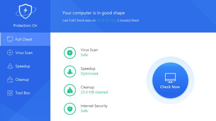 360 Total Security bezpłatny antywirus