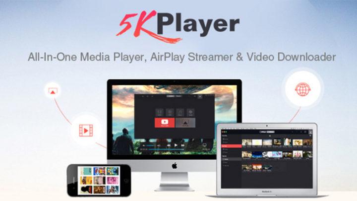 5KPlayer odtwarzacz filmów HD i muzyki