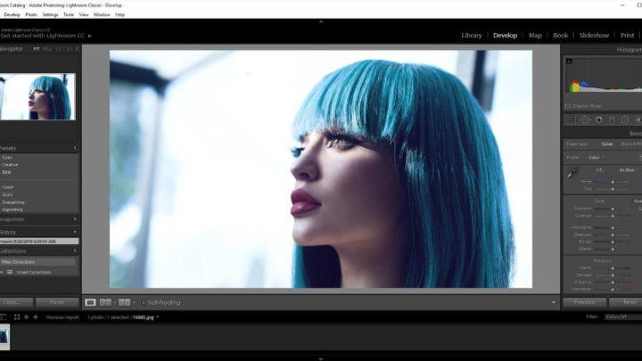 Adobe Photoshop Lightroom za darmo
