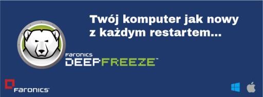 Deep Freeze Standard zabezpieczenie komputera