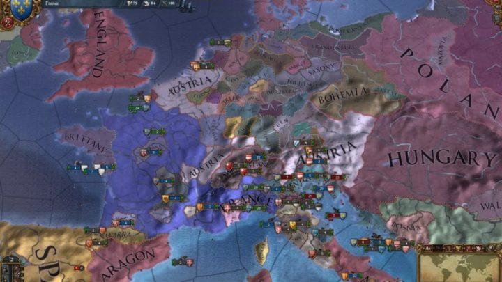 Europa Universalis IV z DLC za darmo do pobrania