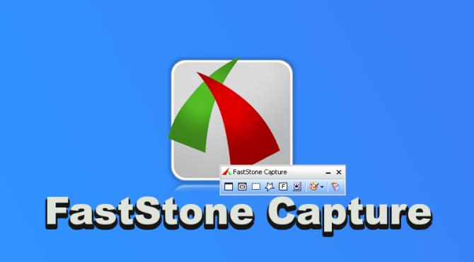 FastStone Capture program do przechwytywania ekranu
