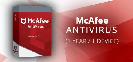 McAfee AntiVirus Plus za darmo
