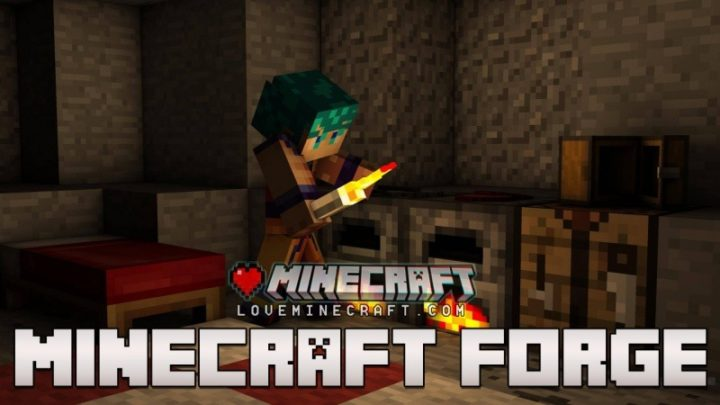 Minecraft Forge jak instalować mody?