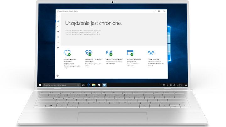 Windows Defender bezpłatny program antywirusowy