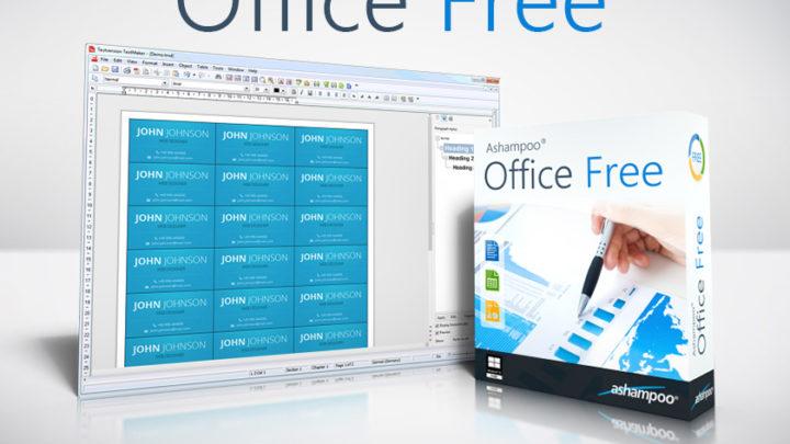 Ashampoo Office darmowy pakiet biurowy