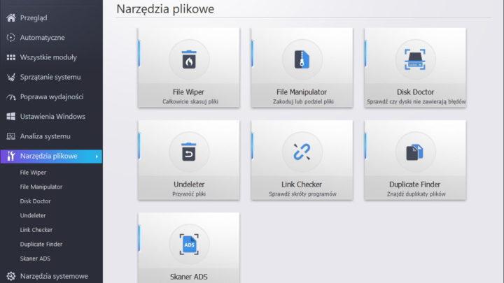 Ashampoo WinOptimizer za darmo pełna wersja