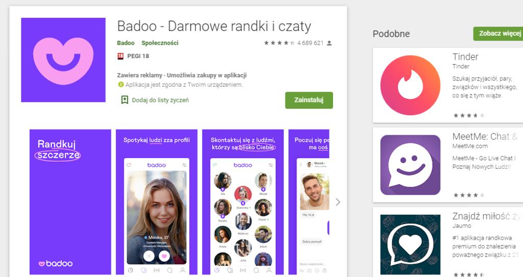 Badoo darmowe randki   Pliki.pl