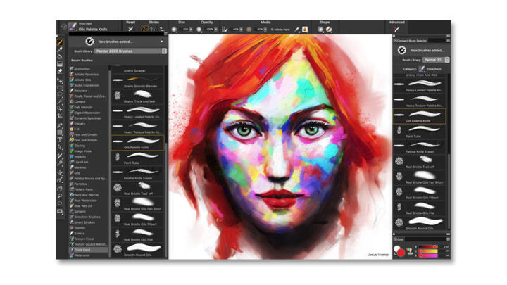 Corel Painter za darmo