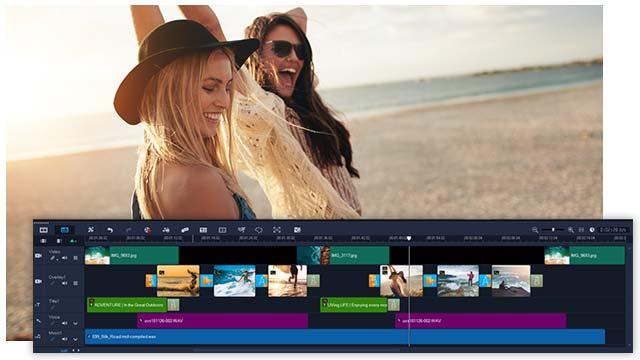 Corel VideoStudio Pro program do montażu i obróbki wideo