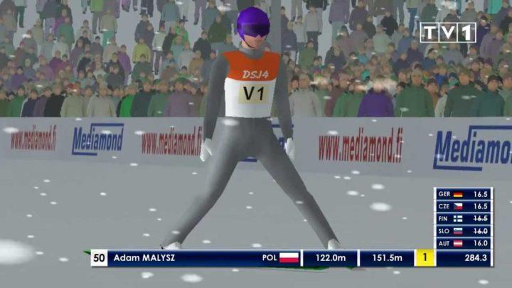 Deluxe Ski Jump 4 za darmo do pobrania pełna wersja