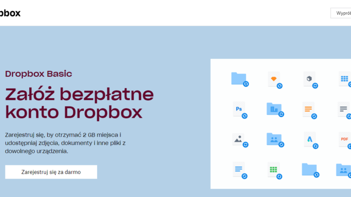 DropBox za darmo