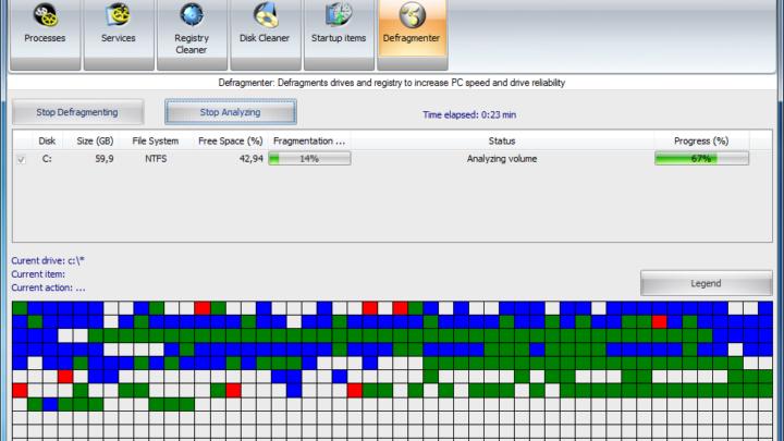 EnhanceMySe7en przyspieszanie windows 7