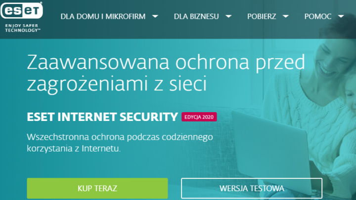 ESET Internet Security za darmo