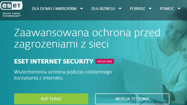 ESET Internet Security za darmo