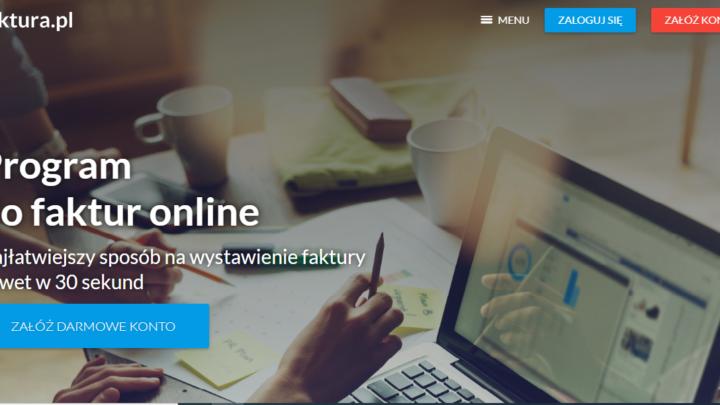 Faktura program online