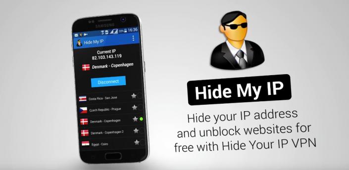 Free Hide IP program ukryj ip za darmo