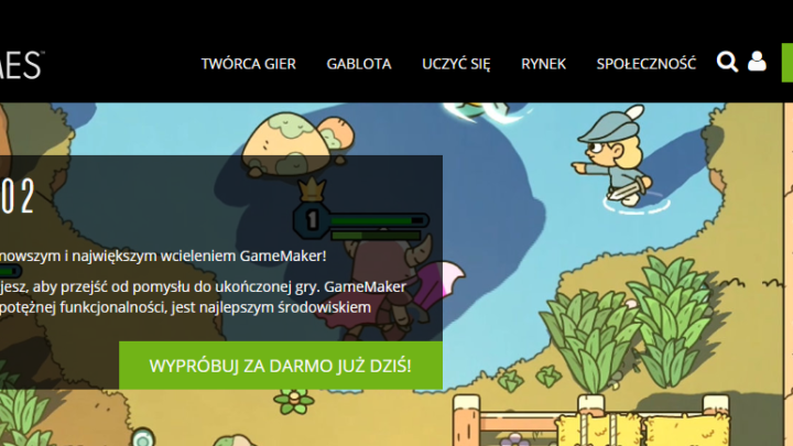 GameMaker Studio 2 za darmo
