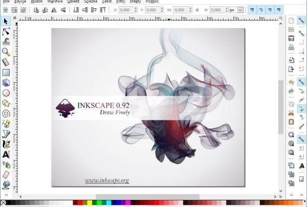Inkscape bezpłatny program do tworzenia grafiki wektorowej