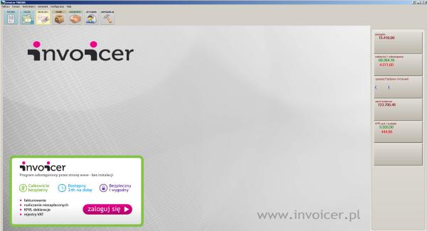 Invoicer bezpłatne fakturowanie i księgowość przez internet