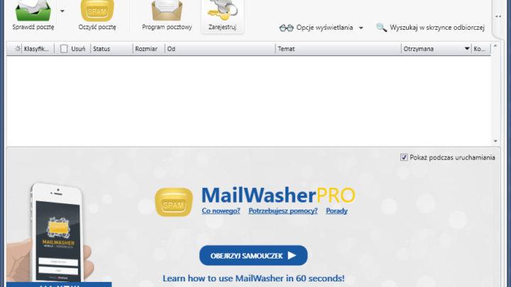 MailWasher Pro do pobrania za darmo